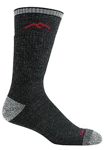 Darn Tough Vermont Herren Stiefel Merino Wolle Kissen Wandern Socken, Herren, schwarz*