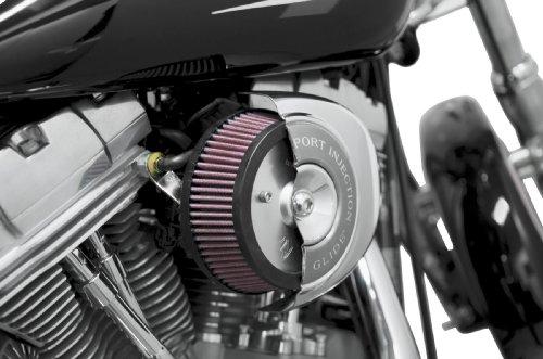 Arlen Ness Big Sucker I Chrom Luftfilter Harley Davidson Dyna 08+ Abdeckung OEM