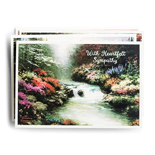 DaySpring - Thomas Kinkade - Inspirational Boxed Cards - Sympathy - 81843