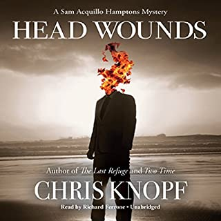 Head Wounds audiobook cover art