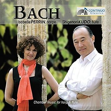 Bach: Isabelle Perrin & Shigenori Kudo