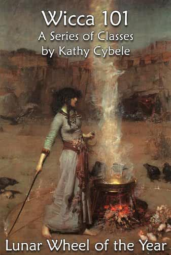 The Lunar Wheel of the Year (Wicca 101 - Lecture Series Book 5) (English Edition)