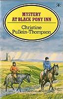 Mystery at Black Pony Inn 1853042277 Book Cover