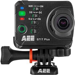 Aee Magicam S71T Plus - 16Mp, Ultra Hd Camcorder Waterproof, Black