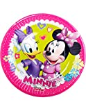 Party Fiesta 8 Platos Minnie Mouse Rosa 20 Cm