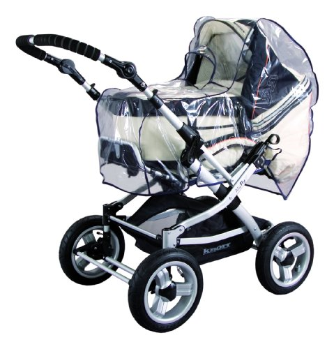 Sunnybaby Rain Cover for Pram with Pivoting Handlebar