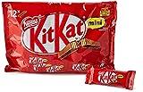 Nestlé KitKat Mini Chocolate con Leche - Barritas de chocolate con leche, Snack de chocolate en Bolsa 24x(12x16,7g) - Total: 24 bolsas x 200g