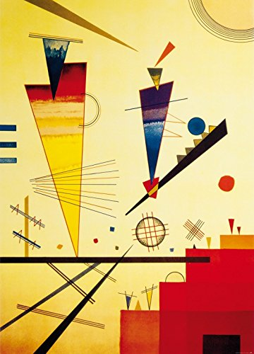 1art1 Vassili Kandinsky - Estructura Alegre
