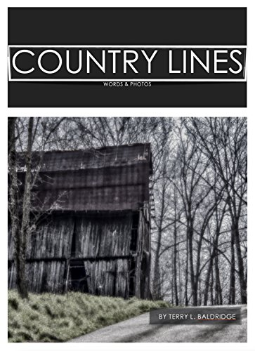 Country Lines: Words & Photos (English Edition)