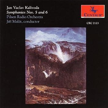 Kalliwoda, J.W.: Symphonies Nos. 5 and 6