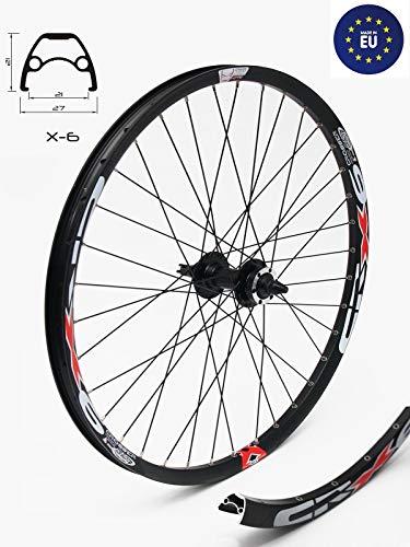 Buje trasero para disco de ciclismo 12 X 165 mm color negro MSC Bikes MSC 32R