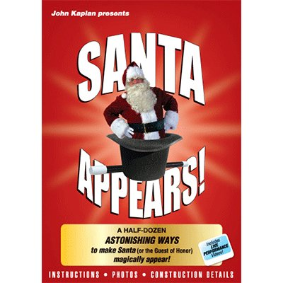Santa Appears by John Kaplan - DVD