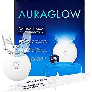 AuraGlow Teeth Whitening Kit 5ml Syringes