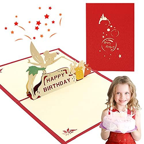 Tarjeta de felicitación emergente 3D,tarjeta De Felicitación Romántica,tarjeta de Felicitación de Boda,se...