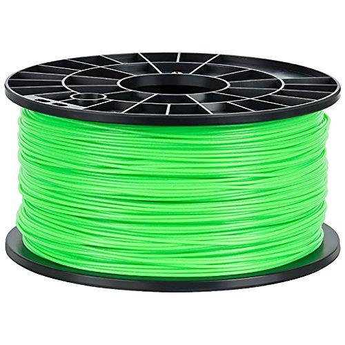 NuNus HIPS supporto filamento 1kg 1,75mm per stampante 3D (verde)