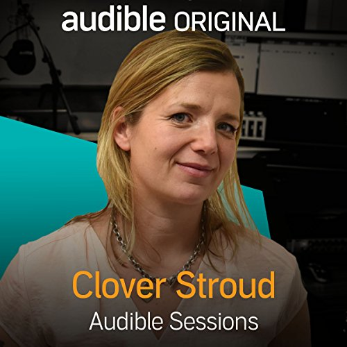 Clover Stroud audiobook cover art