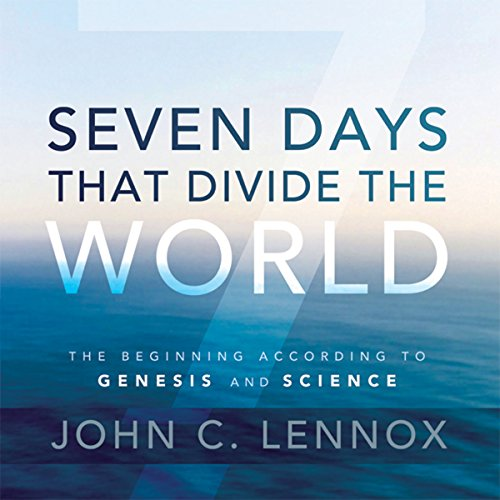 Seven Days That Divide the World audiobook cover art