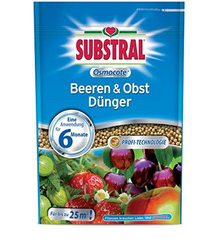 Substral osmocote bär- och fruktgödsel - 750 g