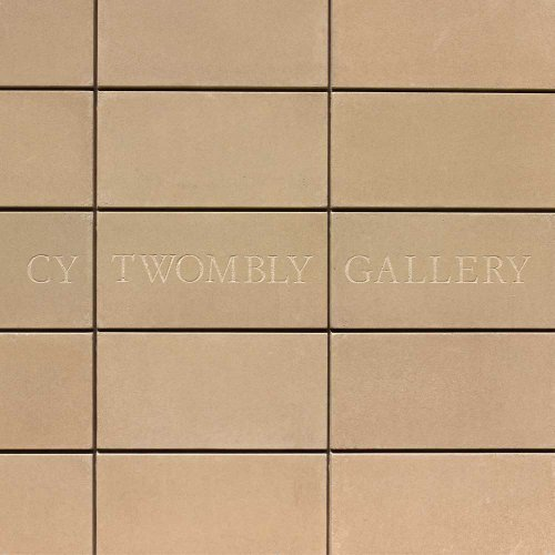 The Cy Twombly Gallery: The Menil Collection, Houston