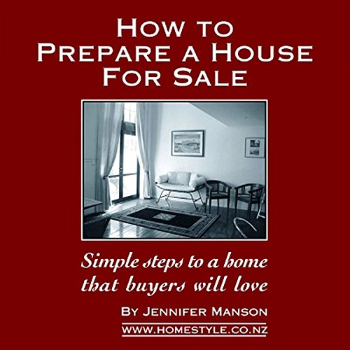 How to Prepare a House For Sale cover art