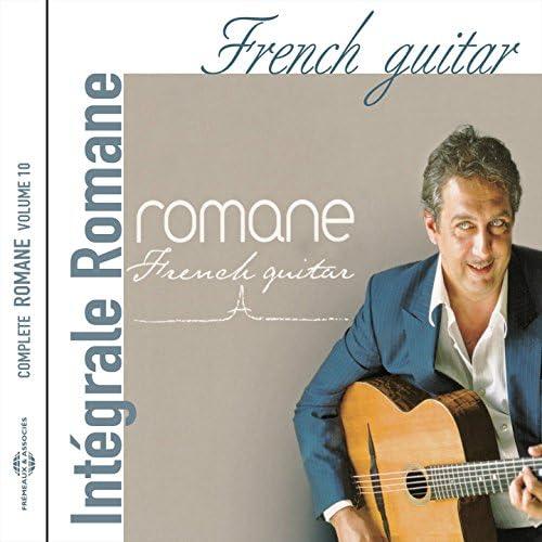 Romane feat. Fanto Reinhardt, Yayo Reinhardt, Pascal Berne & Christophe Cravero