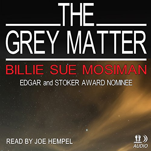 The Grey Matter audiobook cover art