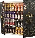 Anthon Berg - Botellitas de Chocolate Rellenas de Licores Originales. 64 Botellas - 1...