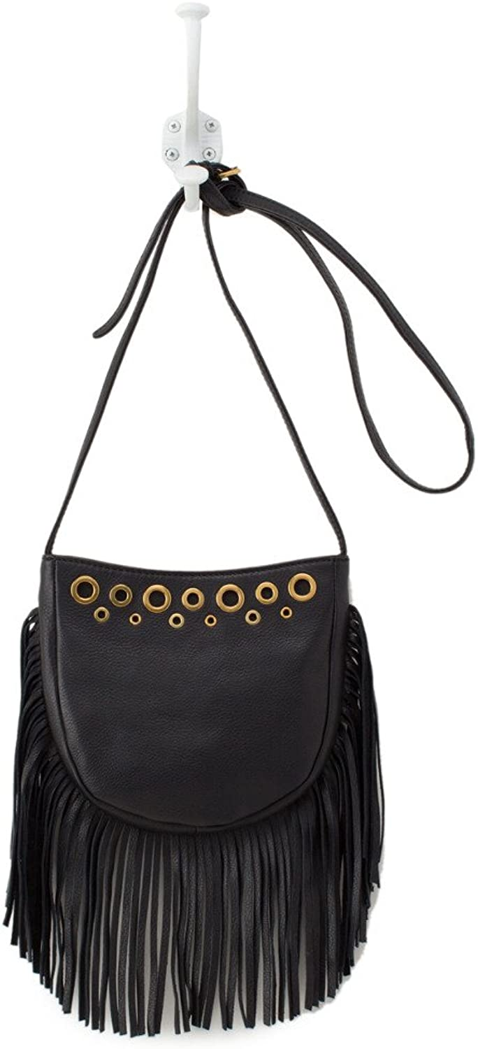 Hobo Whisper Leather Crossbody Bag