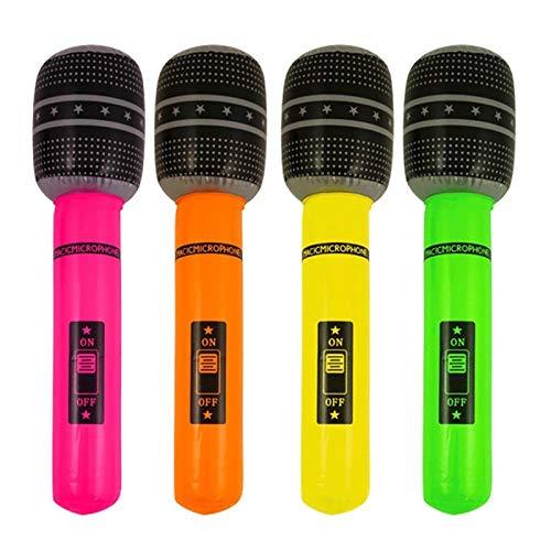 TOYLAND Microfono Gonfiabile [Toy]
