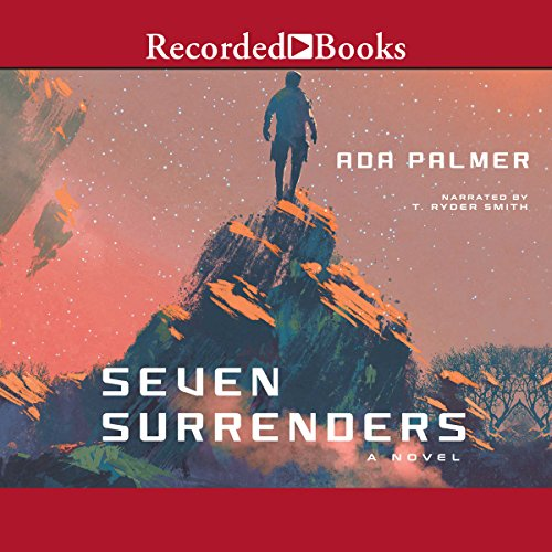 Seven Surrenders audiobook cover art