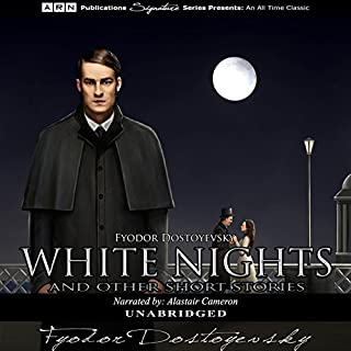 White Nights and Other Short Stories audiobook cover art