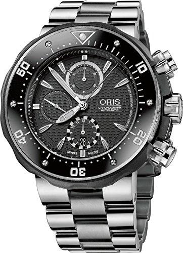 Oris Divers ProDiver Men's Watch 674-7630-7154SET