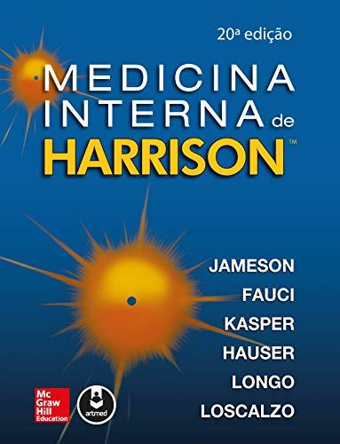 Medicina Interna de Harrison - 2 Volumes (Portuguese Edition)