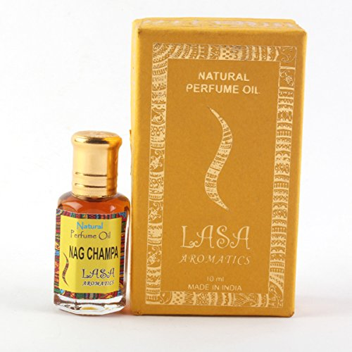 Lasa Aromatiques Parfum Naturel Amber Parfum D'Huile 100% Pure Et Naturelle - 10 ml