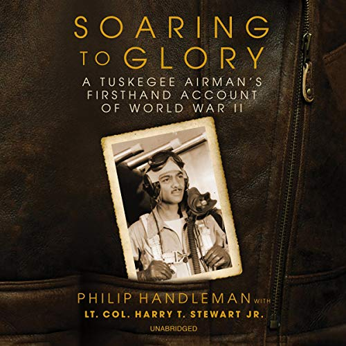 Soaring to Glory audiobook cover art