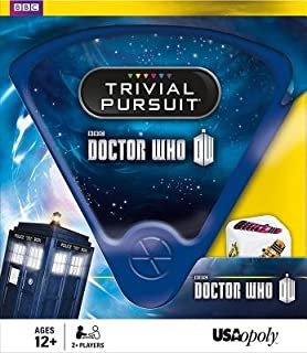 Trivial Pursuit( Doctor Who Edition)[DR WHO TRIVIAL PURSUIT BOARD G][Other]