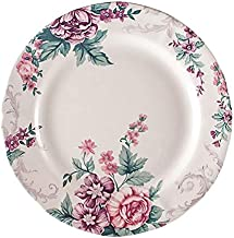 Claytan Ceramic,Multi Color - Dinner Plates