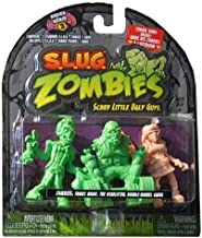 Jakks Pacific S.L.U.G. ZOMBIES FIGURES PACK (SERIES 3) - Tragic Magic, The Deadlifter, Double-Barrel Carol
