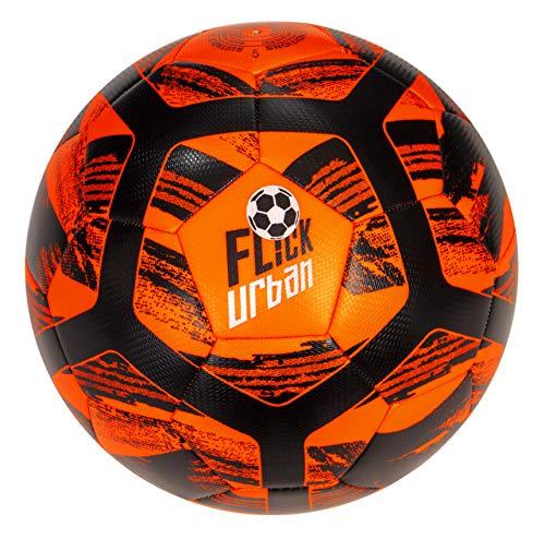 Football Flick Urban Football, Football, FFU008, schwarz/orange, 4