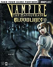 Vampire The Masquerade: Bloodlines (Official Strategy Guide)
