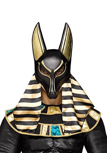 Fun World Adult Anubis Mask Standard