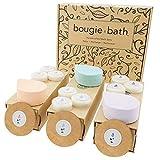 Handmade Spa Bath Gift Set - USA Made 3 Relaxing...