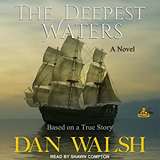 The Deepest Waters audiobook cover art