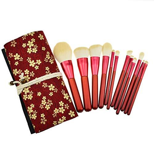 Brochas Maquillaje Rostro marca D dprui