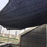 N /A WWCEEM Sombrilla Red Protector Solar Cifrado Espesamiento Balcón Jardín Aislamiento Exterior Cubiertas de Sombra Cobertizo de Tela Tienda de toldos Servicio Pesado