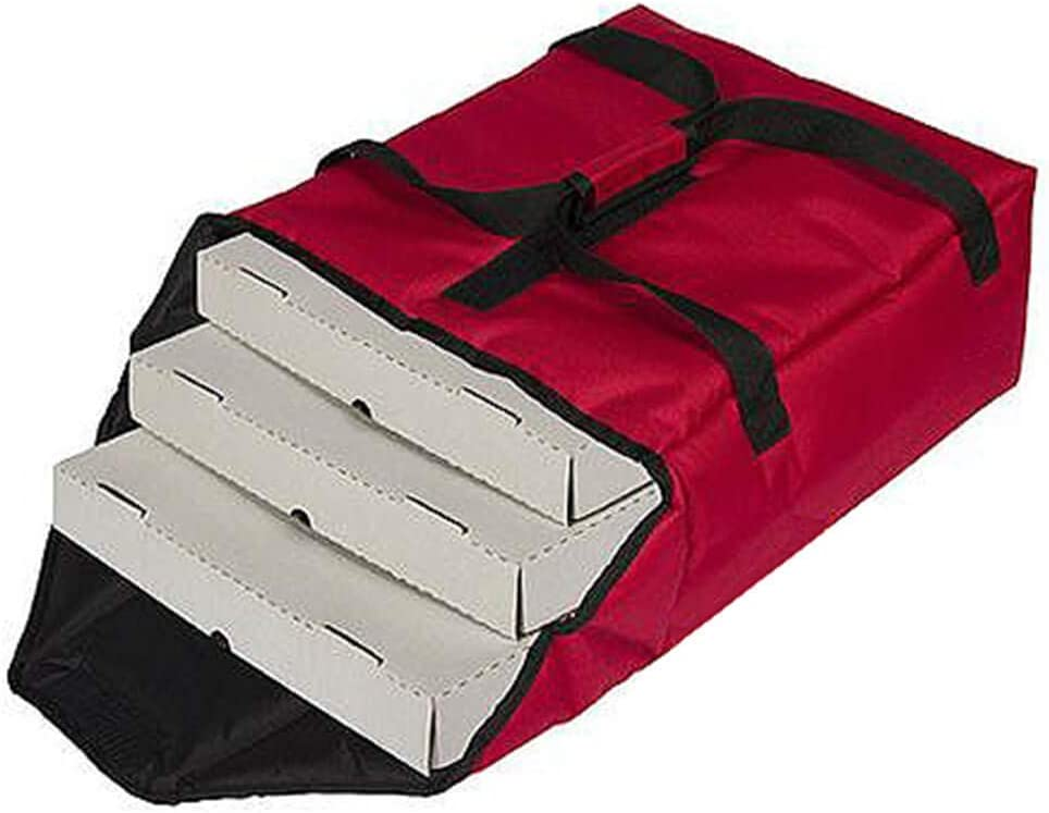 Sacramento Mall Cambro Nylon Insulated Premium Pizza Hold Food Bag Delivery Fixed price for sale