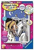 Ravensburger Malen nach Zahlen 28024 - Pferdeliebe - Für Kinder ab 7 Jahren