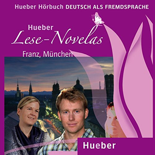 Franz, München audiobook cover art