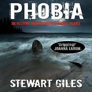 Phobia audiobook cover art