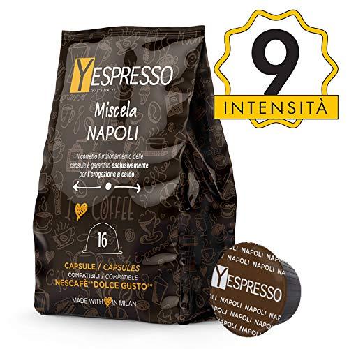 64 capsule compatibili Nescafè Dolce gusto extra NAPOLI